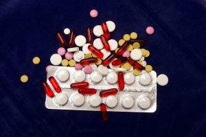 An image of pills
